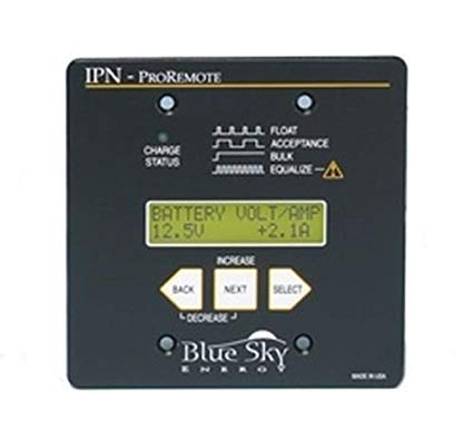 Blue Sky Energy IPNPRO Pro Remote Display - Battery Monitor