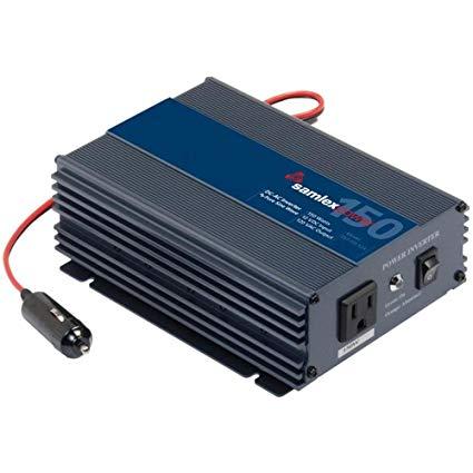 Samlex PST -15S -12A 150 Watt DC-AC Pure Sine Wave Inverter - 12V