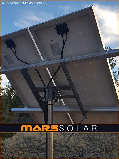 Mars Solar V2.0 Solar Panel Rack Mount/2