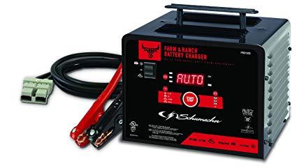 Schumacher FR01335 2/6/40/150/200A 6/12V Battery Charger